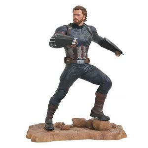 [Avengers: Infinity War: Marvel Gallery Statue: Captain America (Product Image)]