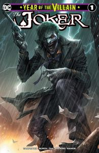 [Joker: Year Of The Villain #1 (Mattina Variant) (Product Image)]