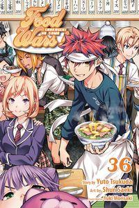 [Food Wars: Shokugeki No Soma: Volume 36 (Product Image)]