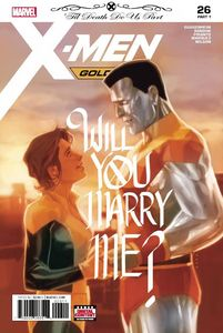 [X-Men: Gold #26 (Legacy) (Product Image)]