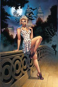 [Van Helsing Vs Draculas Daughter #4 (Cover C Ortiz) (Product Image)]