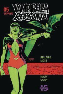 [Vampirella/Red Sonja #5 (Cover D Romero & Bellaire) (Product Image)]