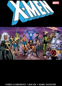 [X-Men: By Chris Claremont & Jim Lee: Omnibus: Volume 1 (DM Edition Variant Hardcover) (Product Image)]
