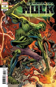 [Immortal Hulk #12 (3rd Printing Bennett Variant) (Product Image)]