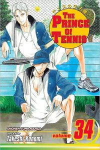 [Prince Of Tennis: Volume 34 (Product Image)]