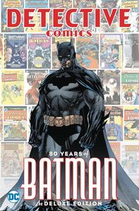 [Detective Comics: 80 Years Of Batman (Deluxe Edition - Hardcover) (Product Image)]