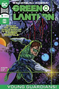 [Green Lantern: Season 2 #1 (Of 12) (Product Image)]