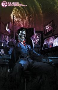 [Joker #1 (Gabriele Dell Otto Minimal Dress Variant) (Product Image)]