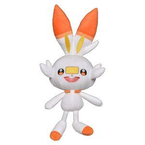 [Pokemon: 8 Inch Plush: Scorbunny (Product Image)]