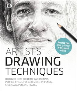 [Artist's Drawing Techniques (Hardcover) (Product Image)]