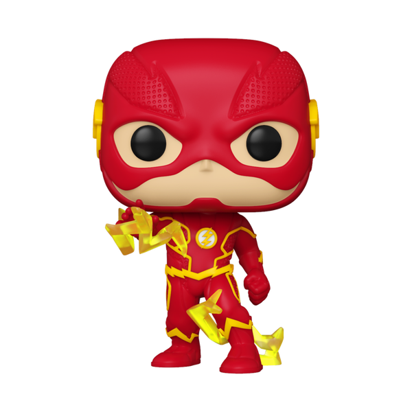 [The cover for The Flash: Pop! Vinyl Figure: The Flash]