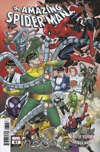 [Amazing Spider-Man #67 (Garron Spider-Man Villains Variant) (Product Image)]