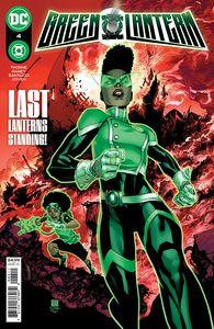 [Green Lantern #4 (Product Image)]