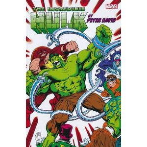 [Incredible Hulk By Peter David: Omnibus: Volume 3 (Frank Hulk Hardcover) (Product Image)]