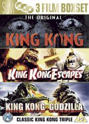 [King Kong: Classic Box Set (Product Image)]