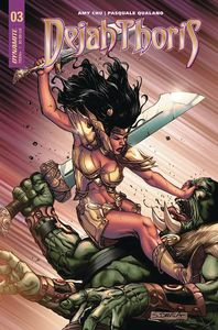 [Dejah Thoris #3 (Cover C Davila) (Product Image)]