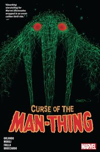 [Curse Of The Man-Thing (Product Image)]