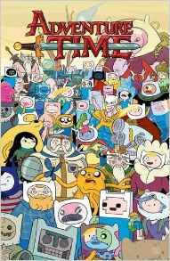 [Adventure Time: Volume 11 (Product Image)]