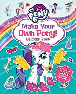 [My Little Pony: Make Your Own Pony Sticker Book (Product Image)]