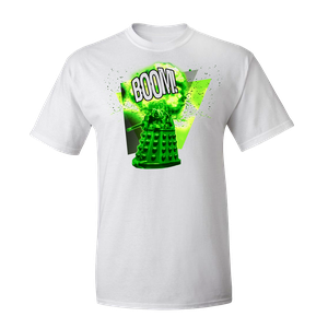 [Doctor Who: T-Shirt: Dalek Boom! (Product Image)]