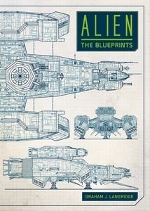 [Alien: The Blueprints (Hardcover) (Product Image)]