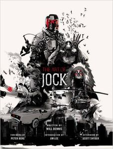 [Art Of Jock (Hardcover) (Product Image)]