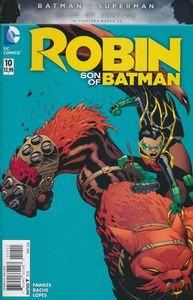 [Robin: Son Of Batman #10 (Product Image)]