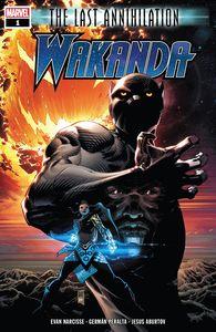 [The Last Annihilation: Wakanda #1 (Product Image)]