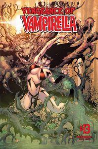 [Vengeance Of Vampirella #13 (Castro Bonus Variant) (Product Image)]