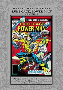 [Marvel Masterworks: Luke Cage: Power Man: Volume 3 (Hardcover) (Product Image)]