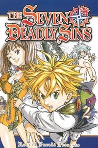 [The Seven Deadly Sins: Volume 2 (Product Image)]