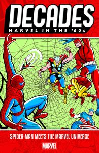 [Decades: Marvel 60s Spider-Man Meets Marvel Universe (Product Image)]