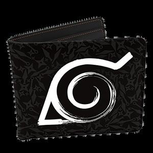 [Naruto Shippuden: Vinyl Wallet: Konoha (Product Image)]