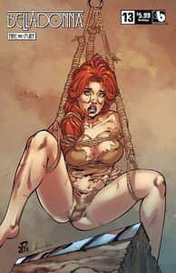 [Belladonna: Fire Fury #13 (Bondage) (Product Image)]