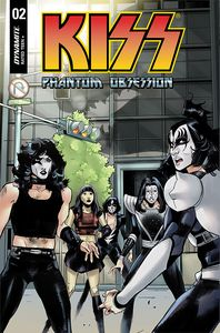[Kiss: Phantom Obsession #2 (Cover D Celor) (Product Image)]