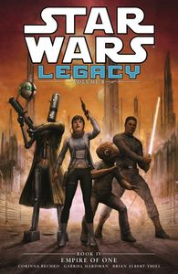 [Star Wars: Legacy Empire Of One: Volume 2 Book 4 (Product Image)]
