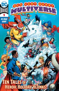 [DC's: Very Merry Multiverse #1 (Product Image)]