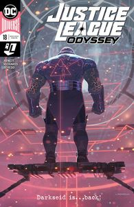 [Justice League: Odyssey #18 (Product Image)]