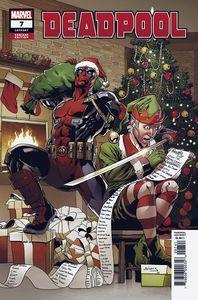 [Deadpool #7 (Sliney Variant) (Product Image)]
