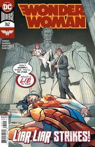 [Wonder Woman #762 (Product Image)]