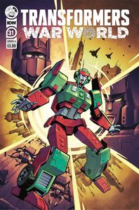 [Transformers #31 (Cover A Diego Zuniga) (Product Image)]