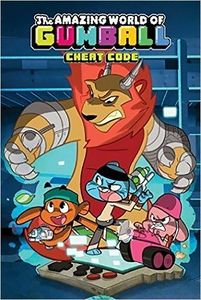 [Amazing World Of Gumball: Cheat Code (Product Image)]