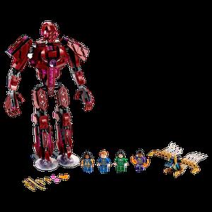 [LEGO: Marvel: Eternals: In Arishem's Shadow (Product Image)]