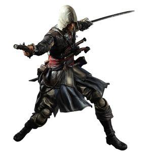 [Assassin's Creed IV: Black Flag: Play Arts Kai Action Figures: Edward Kenway (Product Image)]