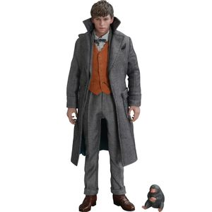 [Fantastic Beasts: The Crimes Of Grindelwald: Hot Toys Action Figure: Newt Scamander (Product Image)]