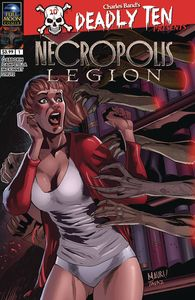 [Deadly Ten Presents: Necropolis Legion (Cover A Campetella) (Product Image)]