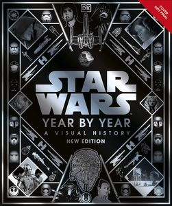 [Star Wars: Year By Year (New Edition Hardcover) (Product Image)]