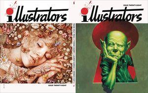 [Illustrators Magazine #28 (Product Image)]