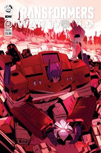 [Transformers #30 (Cover A Stefano Simeone) (Product Image)]