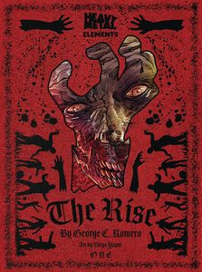 [The Rise #1 (2nd Printing) (Product Image)]